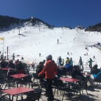 What a better plan to spend St Patrick's than on the slopes of Arinsal