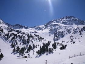 View across Arcalis - 24/3/2011