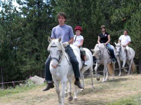 Horse Riding In Vallnord