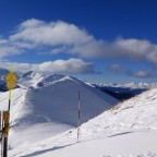 The amazing view from the top of Arinsal