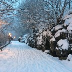 Beautiful white walks in Arinsal