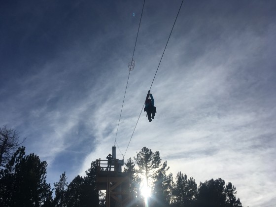 Zipline in Pal
