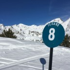 Les Feixes was our favourite piste of the day