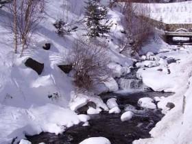 River in Arinsal