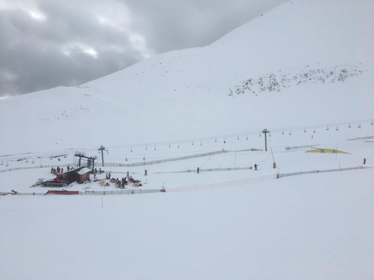Arinsal snowpark