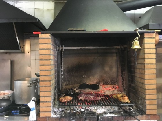 The best place for a steak on the slopes: Refuge