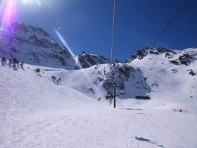 View from La Basera chair - 10/3/2011