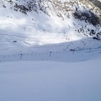 Looking down over Arinsal