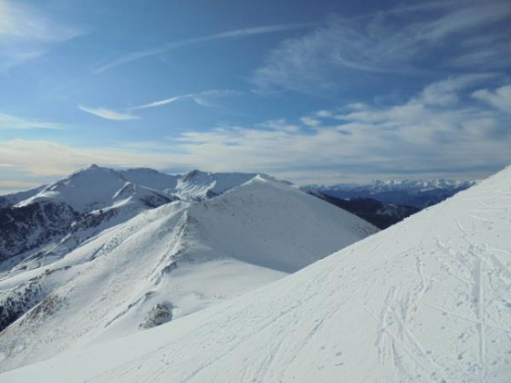 View from the top.  Stunning