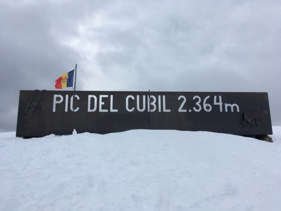We loved this new spot: The viewpoint Pic del Cubil in Pal