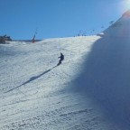 Stunning day on the slopes