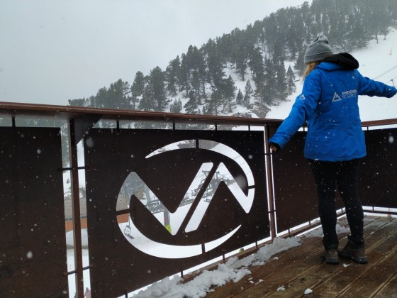 Our snow dance worked in Arinsal!
