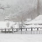 Over 50 cm of fresh snow in Arinsal village