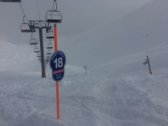Port Vell was one of our favourite slopes of the day