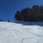 The blue slope El Beç