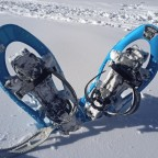 We had a great day snowshoeing on the slopes of Arinsal