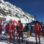 The Swiss skimo team