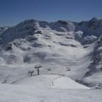 View of Megaverda from Cota 2625m