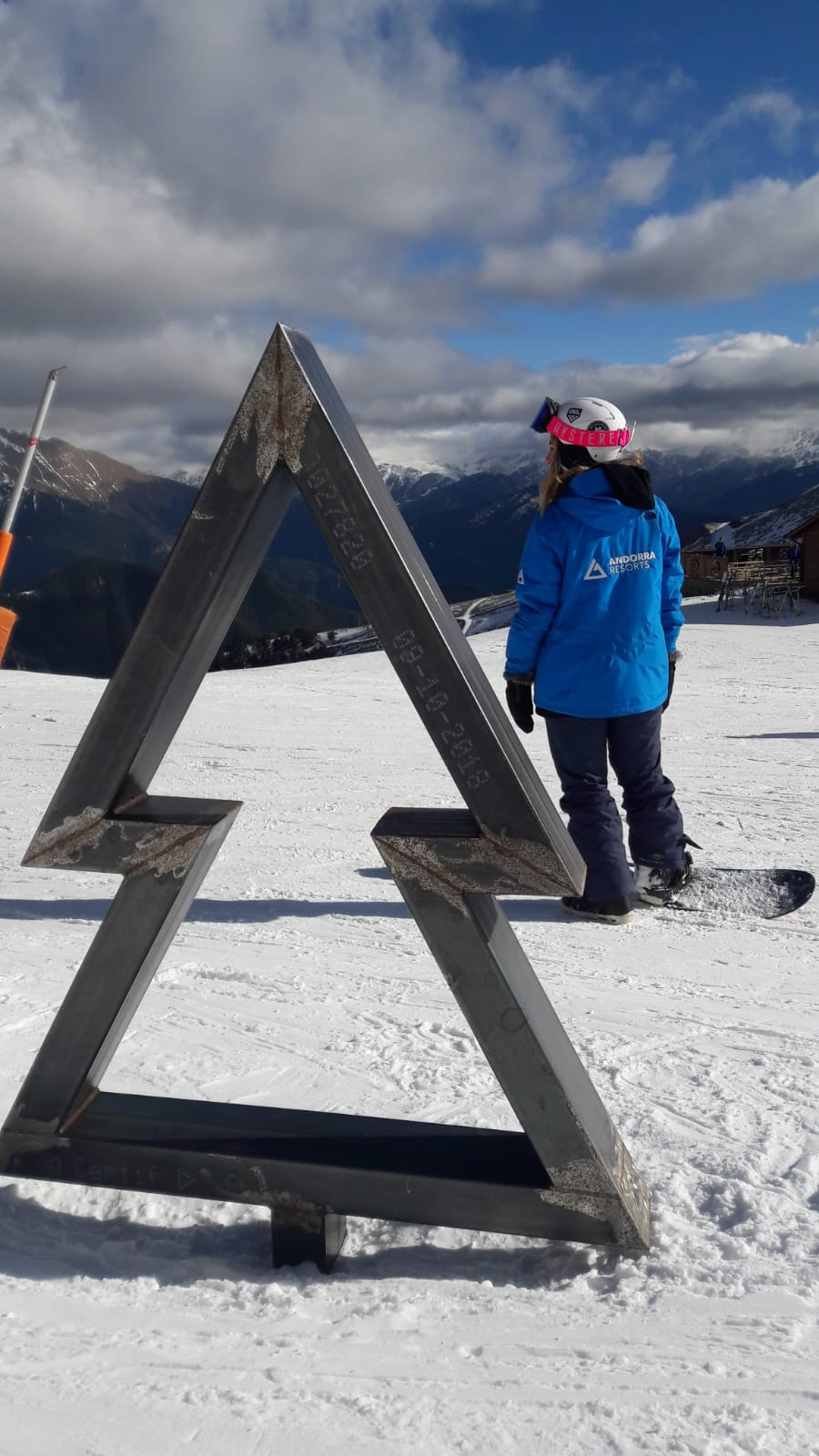 The photo point in Arinsal