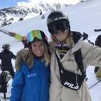 We met the big ski legend Tanner Hall on the FWT2019