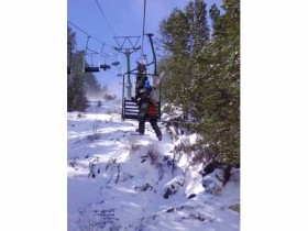 Old Green Chairlift