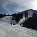 Skiing in Pal