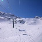 View from La Coma chair - 24/3/2011