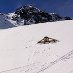 Over 200 cm of snow at the beginning of March in Arcalis