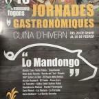 The Gastronomic Festival Lo Mandongo is taking place in Andorra this week
