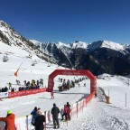 Beautiful day to celebrate the ISMF Font Blanca World Cup
