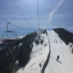 The view from the Coll de la Botella chair lift