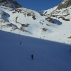 The slopes of Arinsal