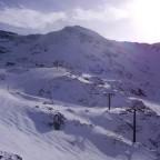 La Balma slope