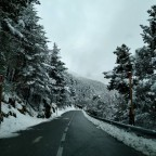 The road to the base of Pal was beautiful