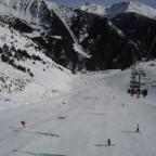 Les Fonts blue slope 26/01