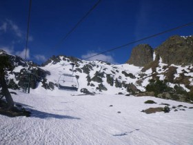 View from La Basera chair - 15/4/2011