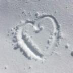 We celebrated St Valentine's on the slopes of Arinsal