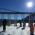 Bluebird skies and mil temperatures all the week