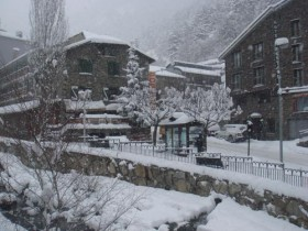 Loads Of Snow In Arinsal