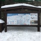 Don't forget to check the piste map before heading to the mountain