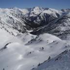 Arcalis mountains