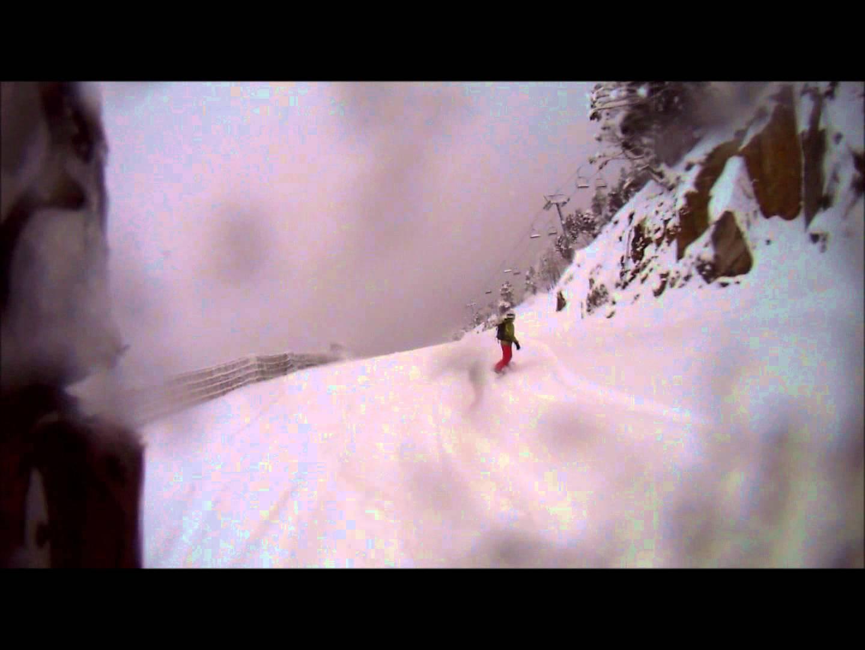 Arinsal, Andorra - 20th December 2011