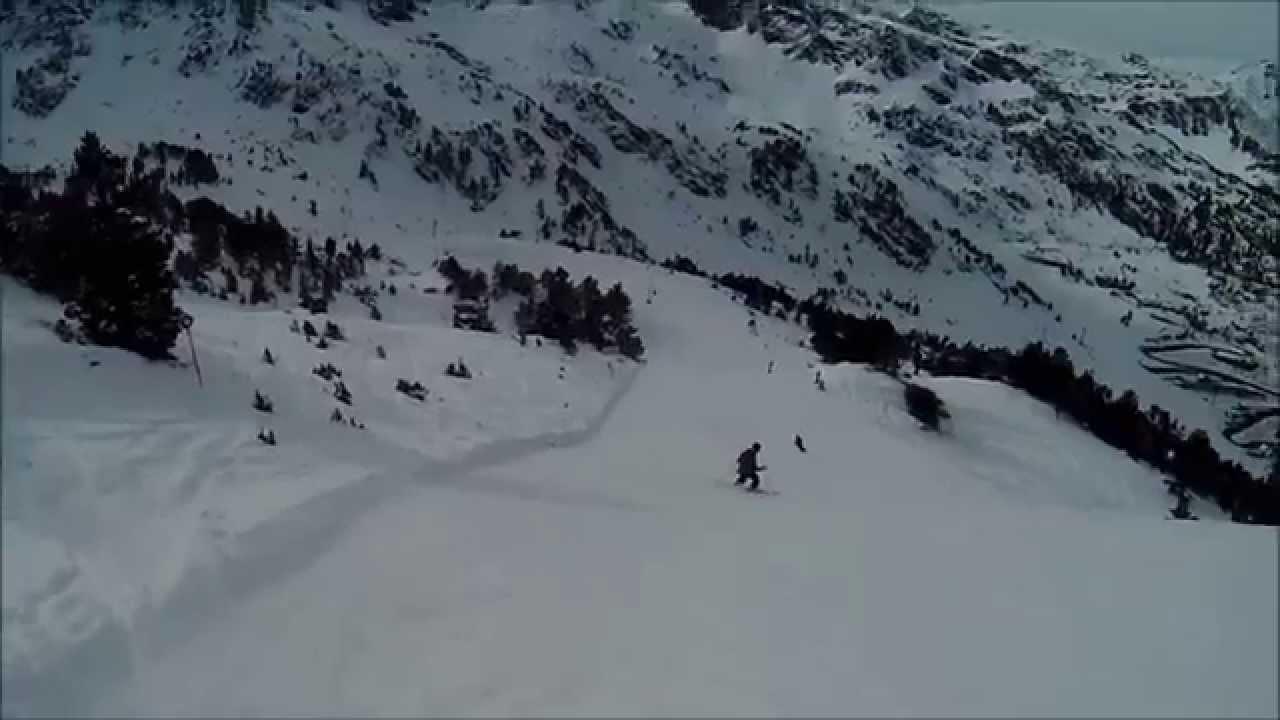 Arcalis, Andorra    21 01 2015