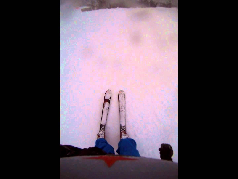 Arinsal, Andorra - 29th January 2012