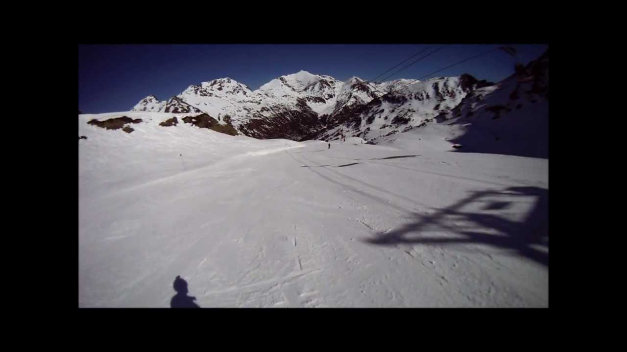 Arcalis, Vallnord in Andorra - February 29th 2012