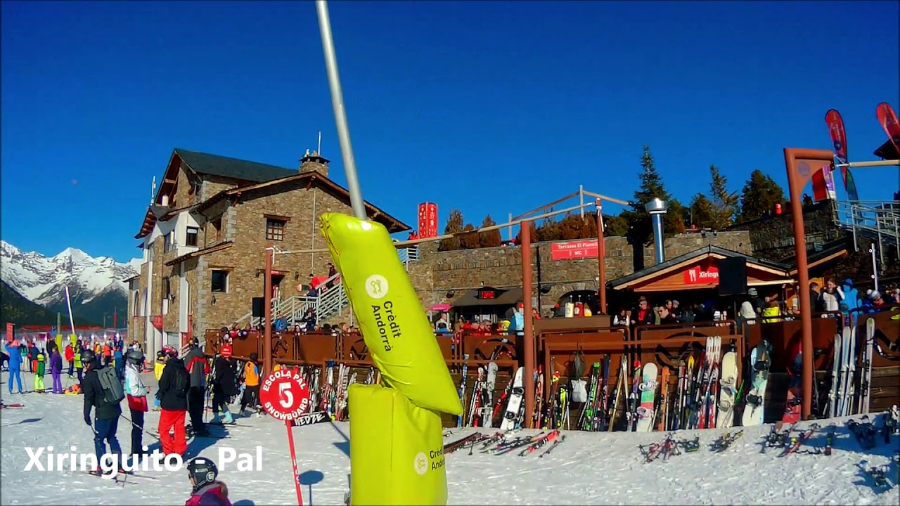 Vallnord Lift Pass and Lunch offer