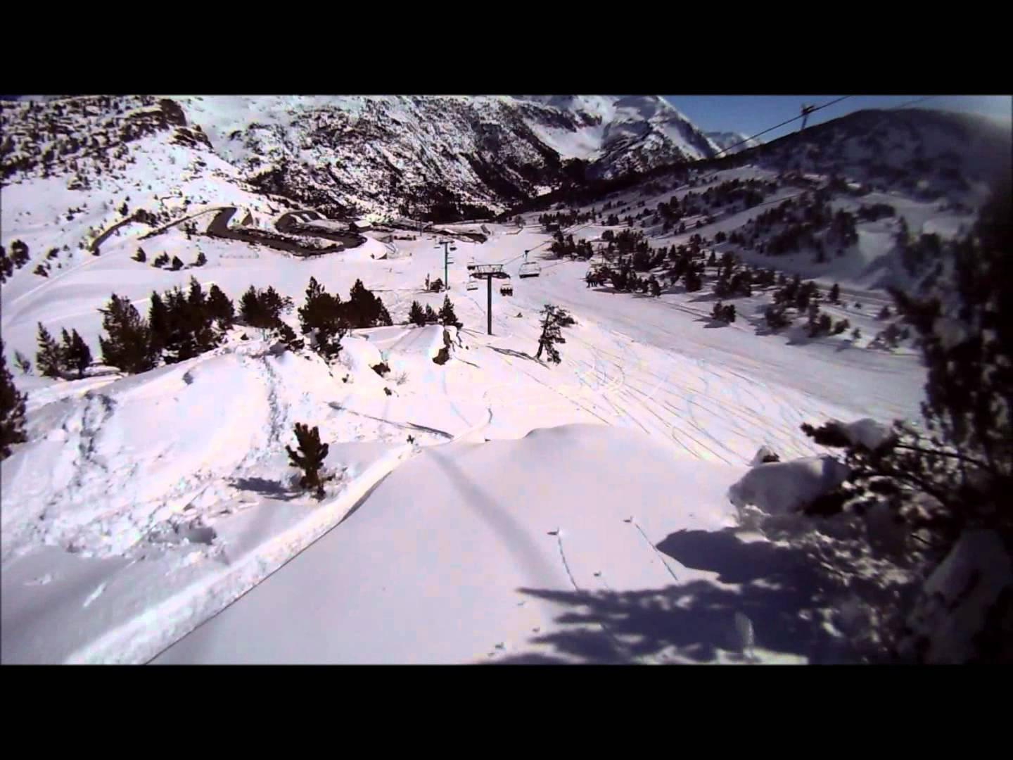 Arcalis, Vallnord - March 24th 2012